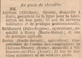 extrait-JO-nov1935-légion d honneur chevalier 3 hommes