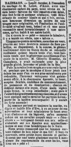 le journal de fourmies dimanche 12 juin 1881
