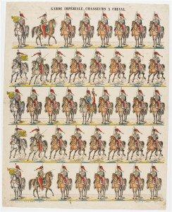 garde impériale chasseurs à cheval
