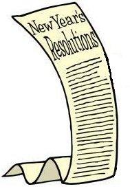 Resolution nouvelle année